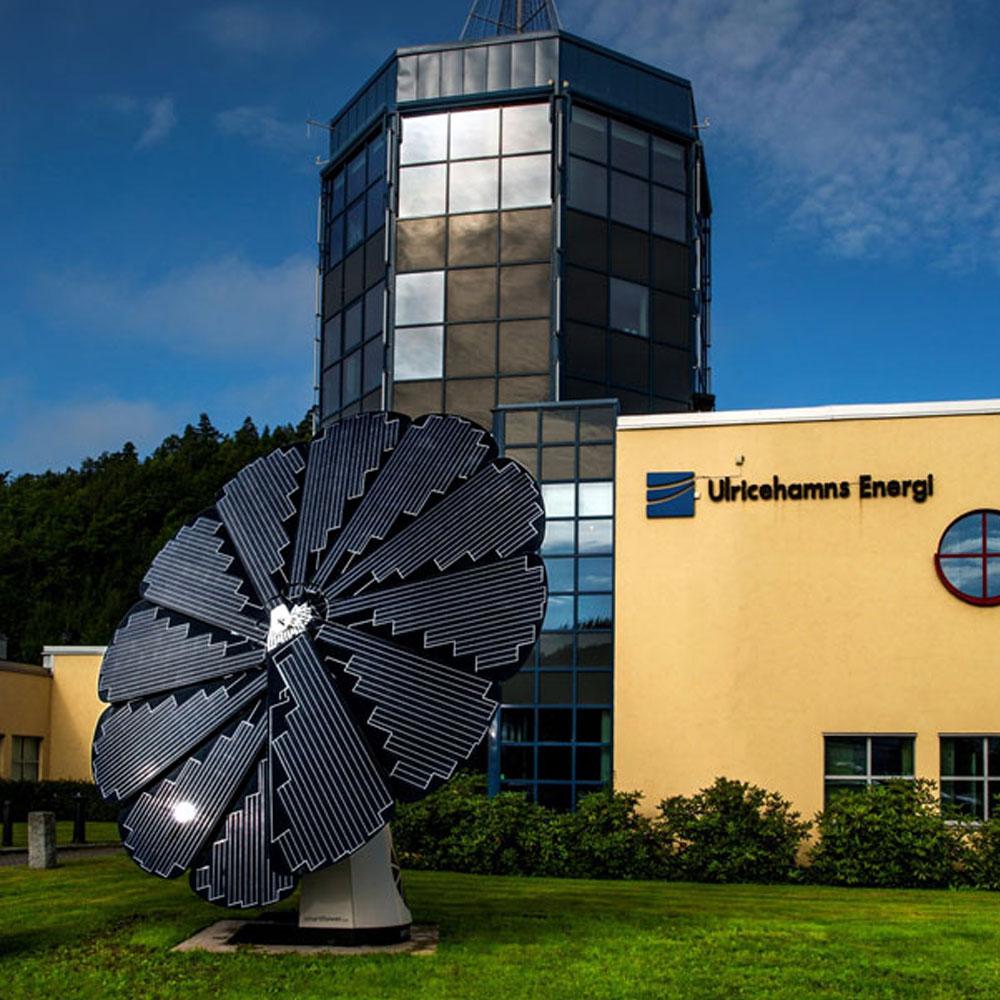 Hemsida Ulricehamns Energi