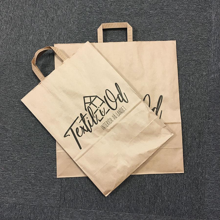 Textil i Od - Logotyp