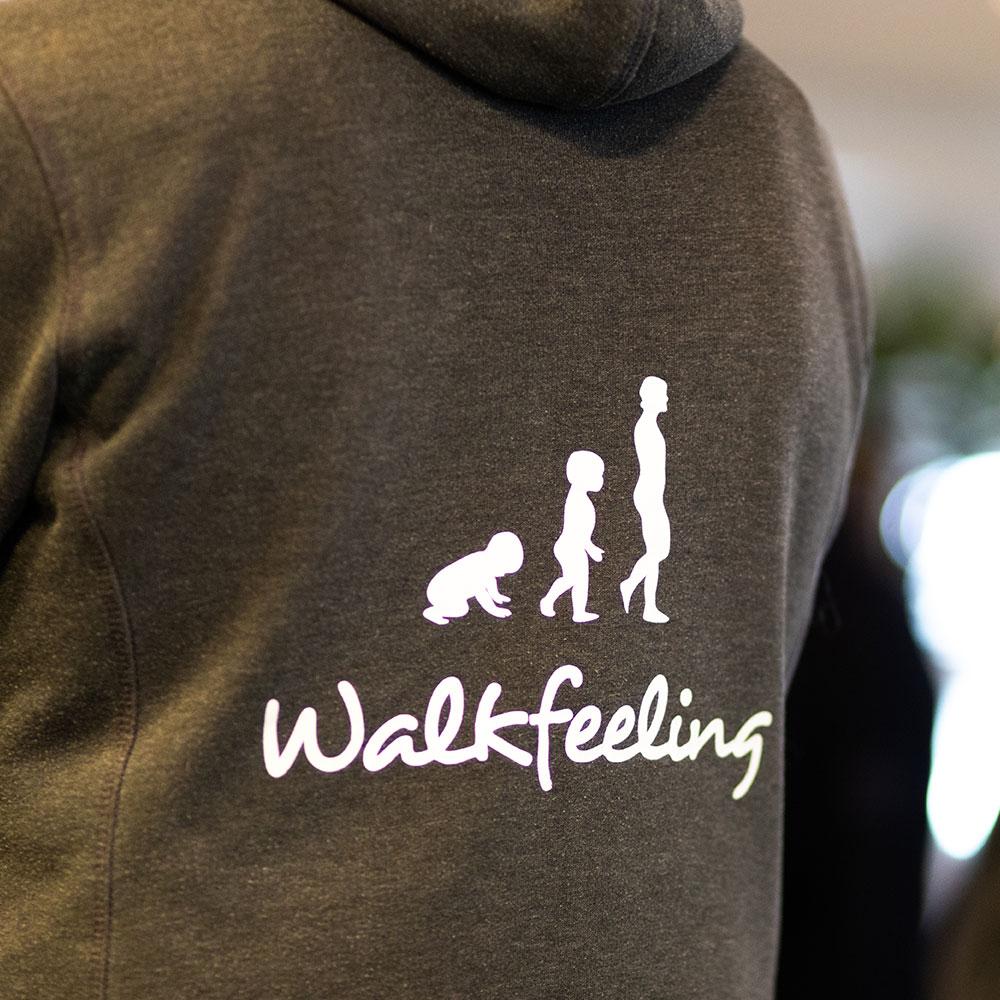 Hemsida Walkfeeling