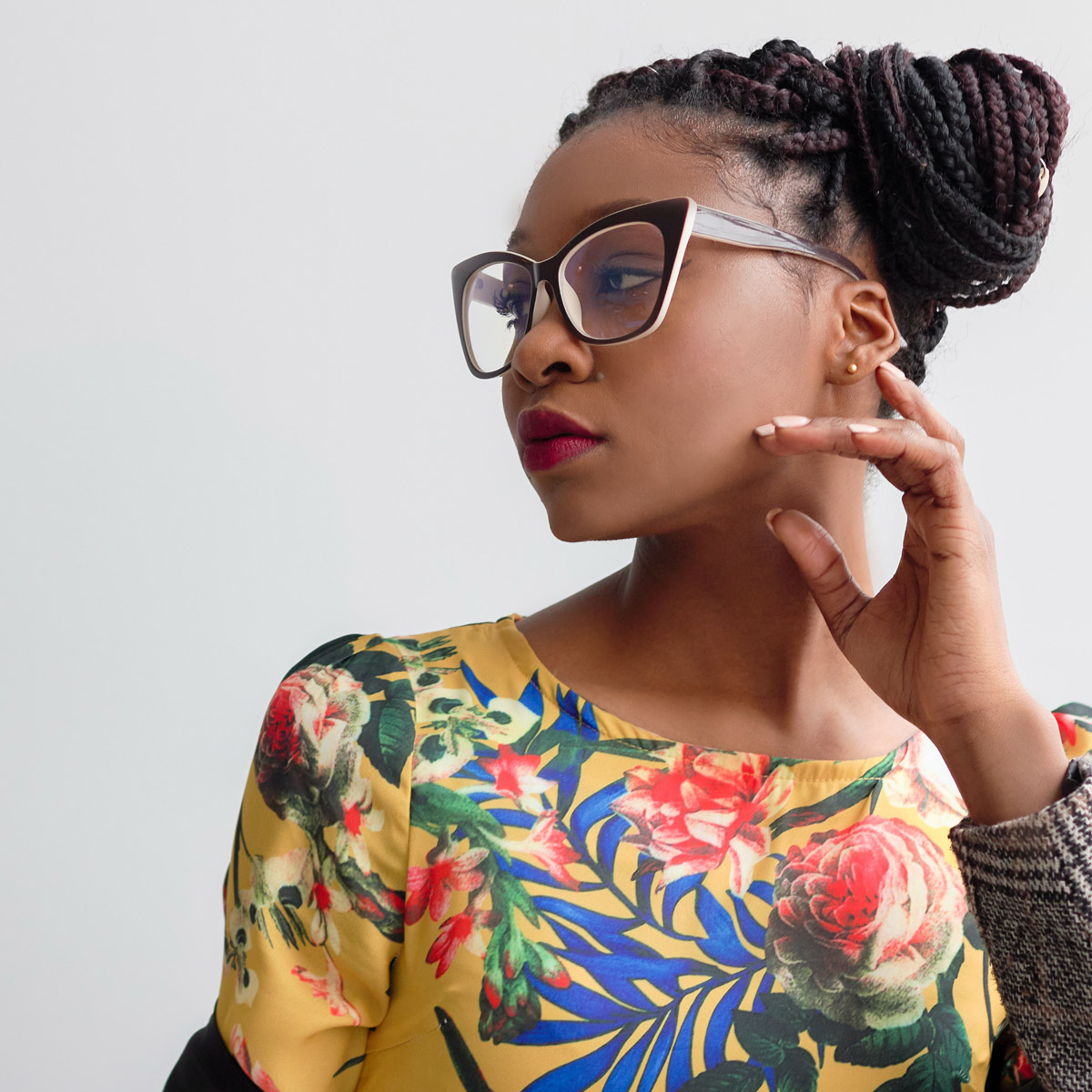 Blanc Eyewear / Responsiv e-handel