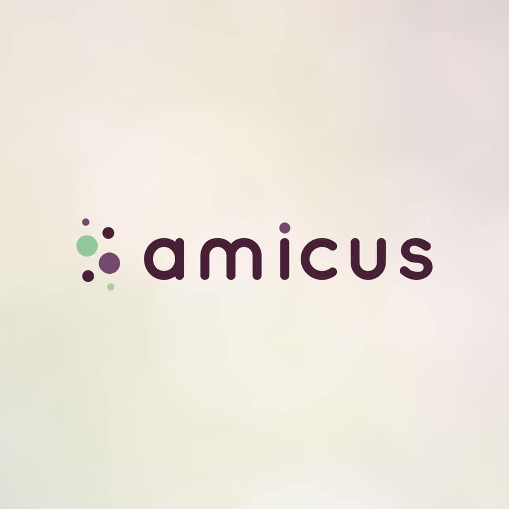 Rehabenheten Amicus | Logotyp, grafisk profil
